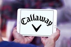 Logotipo de Callaway Golf Company Imagen de archivo libre de regalías