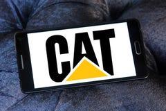 Logotipo de Caterpillar Fotografia de Stock Royalty Free