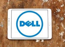 Logotipo de Dell Imagens de Stock