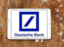 Logotipo de Deutsche Bank fotografia de stock