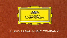 Logotipo de Deutsche Grammophon Fotografia de Stock Royalty Free