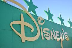 Logotipo de Disney Imagem de Stock Royalty Free