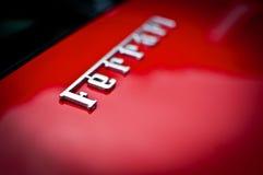 Logotipo de Ferrari Fotos de Stock