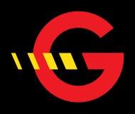Logotipo de G Fotos de archivo libres de regalías