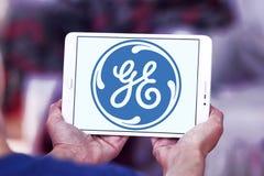 Logotipo de General Electric foto de archivo