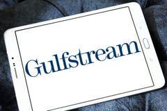 Logotipo de Gulfstream Aeroespacial Corporaçõ foto de stock royalty free