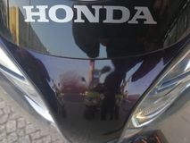 Logotipo de Honda fotografía de archivo libre de regalías