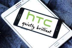Logotipo de Htc Imagens de Stock Royalty Free