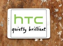 Logotipo de HTC imagenes de archivo