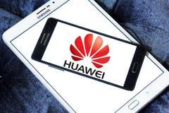 Logotipo de Huawei foto de archivo libre de regalías