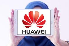 Logotipo de Huawei imagen de archivo libre de regalías