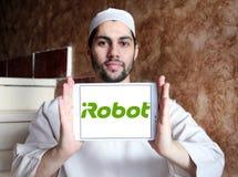 Logotipo de IRobot Corporaçõ Fotografia de Stock