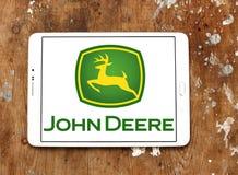 Logotipo de John Deere Imagens de Stock