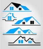 Logotipo de la casa libre illustration