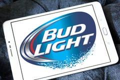 Logotipo de la cerveza de Bud Light Imagen de archivo