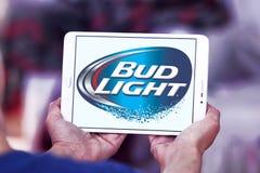 Logotipo de la cerveza de Bud Light Foto de archivo libre de regalías
