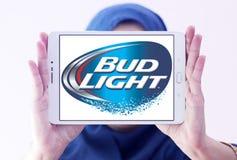Logotipo de la cerveza de Bud Light Imagenes de archivo