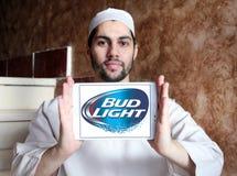 Logotipo de la cerveza de Bud Light Imagen de archivo libre de regalías
