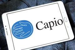 Logotipo de la compañía de la atención sanitaria de Capio foto de archivo