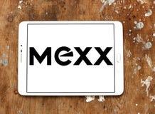 Logotipo de la compañía de la moda de Mexx Imágenes de archivo libres de regalías