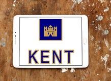 Logotipo de la compañía de los cigarrillos de Kent fotos de archivo libres de regalías