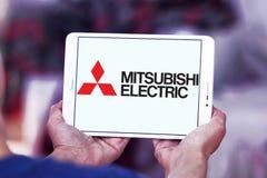 Logotipo de la compañía de Mitsubishi Electric Foto de archivo libre de regalías