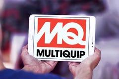 Logotipo de la compañía de Multiquip Fotos de archivo