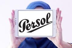 Logotipo de la compañía de Persol Foto de archivo libre de regalías