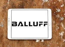 Logotipo de la compañía de la tecnología de Balluff imágenes de archivo libres de regalías