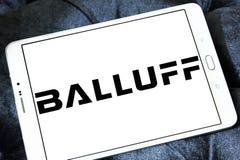 Logotipo de la compañía de la tecnología de Balluff fotografía de archivo