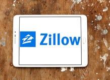 Logotipo de la compañía de Zillow Foto de archivo