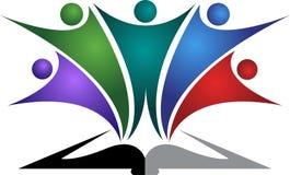 Logotipo de la educación Fotografía de archivo