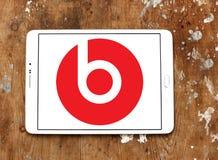Logotipo de la electrónica de los golpes fotos de archivo libres de regalías