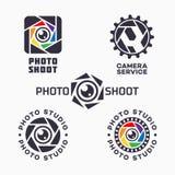 Logotipo de la foto libre illustration