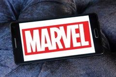 Logotipo de la maravilla Fotos de archivo