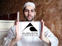 Logotipo de la marca de Augusta Sportswear foto de archivo libre de regalías