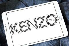 Logotipo de la marca de la moda de Kenzo Fotos de archivo libres de regalías