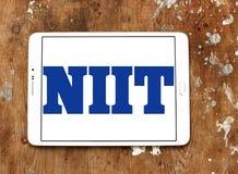 Logotipo de la sociedad de responsabilidad limitada de NIIT Imagen de archivo