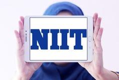 Logotipo de la sociedad de responsabilidad limitada de NIIT Fotografía de archivo libre de regalías