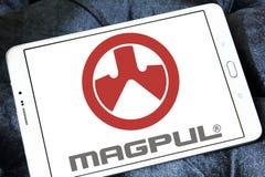 Logotipo de las industrias de Magpul foto de archivo libre de regalías