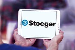 Logotipo de las industrias de Stoeger imagen de archivo