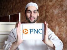 Logotipo de los servicios financieros de PNC Fotos de archivo