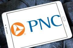 Logotipo de los servicios financieros de PNC Fotos de archivo libres de regalías