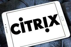 Logotipo de los sistemas de Citrix Fotos de archivo