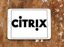 Logotipo de los sistemas de Citrix Imagen de archivo libre de regalías