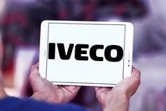 Logotipo de los vehículos de Iveco Fotografía de archivo
