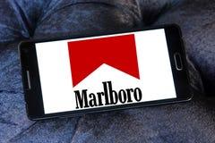 Logotipo de Marlboro Imagenes de archivo