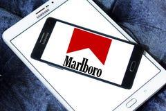 Logotipo de Marlboro Imagen de archivo libre de regalías