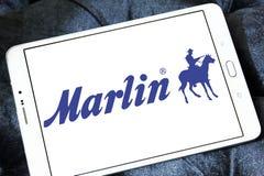 Logotipo de Marlin Firearms Foto de Stock Royalty Free