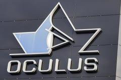 Logotipo de OCULUS fotos de stock